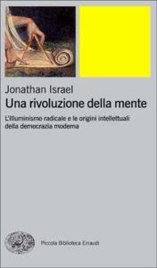 Copertina del libro Una rivoluzione della mente di Jonathan Israel