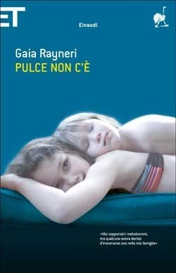 Copertina del libro Pulce non c'è di Gaia Rayneri