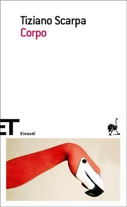 Copertina del libro Corpo di Tiziano Scarpa