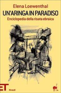 Copertina del libro Un'aringa in Paradiso di Elena Loewenthal