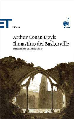 Copertina del libro Il mastino dei Baskerville di Arthur Conan Doyle