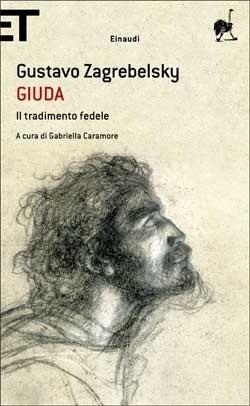 Copertina del libro Giuda di Gustavo Zagrebelsky