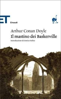 Copertina del libro Il mastino dei Baskerville (Einaudi) di Arthur Conan Doyle