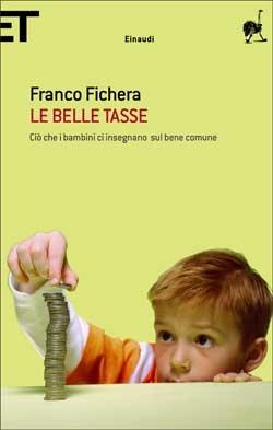 Copertina del libro Le belle tasse di Franco Fichera