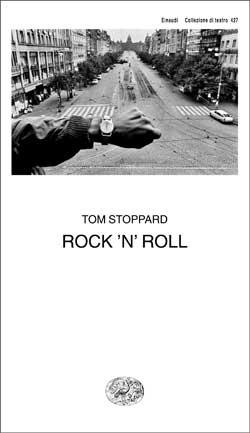 Copertina del libro Rock'n'Roll di Tom Stoppard