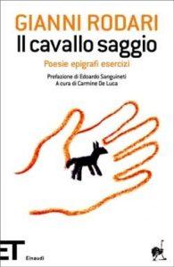 Copertina del libro Il cavallo saggio di Gianni Rodari