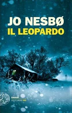 Copertina del libro Il leopardo di Jo Nesbø