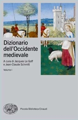 Copertina del libro Dizionario dell'Occidente medievale di VV.