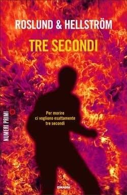 Copertina del libro Tre secondi di Anders Roslund, Börge Hellström