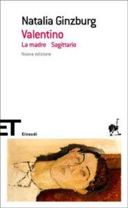 Copertina del libro Valentino di Natalia Ginzburg
