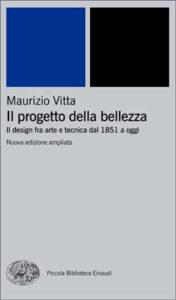 Copertina del libro Il progetto della bellezza di Maurizio Vitta