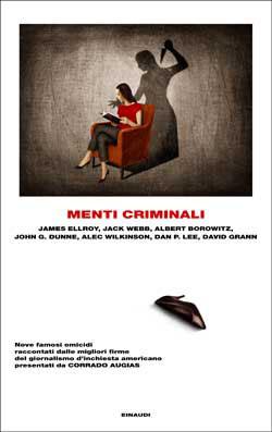 Copertina del libro Menti criminali