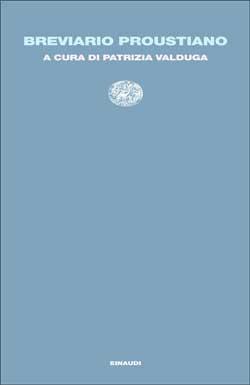 Copertina del libro Breviario proustiano di Marcel Proust