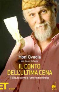 Copertina del libro Il conto dell'Ultima Cena di Moni Ovadia, Gianni Di Santo