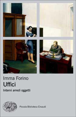 Copertina del libro Uffici di Imma Forino