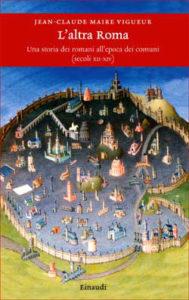 Copertina del libro L'altra Roma di Jean-Claude Maire Vigueur
