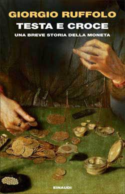 Copertina del libro Testa e croce di Giorgio Ruffolo