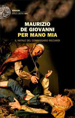 Copertina del libro Per mano mia di Maurizio de Giovanni