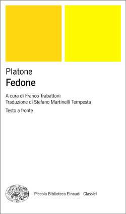 Copertina del libro Fedone di Platone