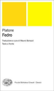 Copertina del libro Fedro di Platone