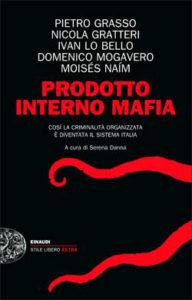 Copertina del libro Prodotto interno mafia