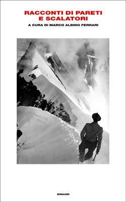 Copertina del libro Racconti di pareti e scalatori di VV.