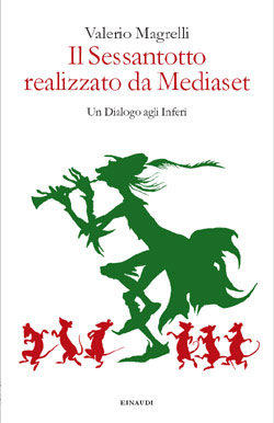 Copertina del libro Il Sessantotto realizzato da Mediaset di Valerio Magrelli