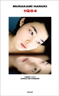 Copertina del libro 1Q84 – Libro 1 e 2 di Murakami Haruki