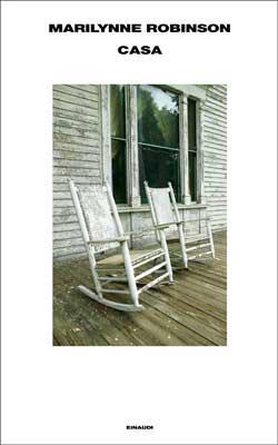 Copertina del libro Casa di Marilynne Robinson