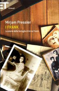 Copertina del libro I Frank di Mirjam Pressler