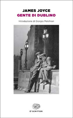 Copertina del libro Gente di Dublino di James Joyce