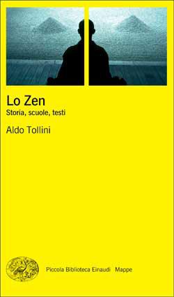 Copertina del libro Lo Zen di Aldo Tollini