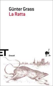 Copertina del libro La Ratta di Günter Grass