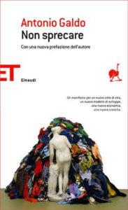 Copertina del libro Non sprecare di Antonio Galdo