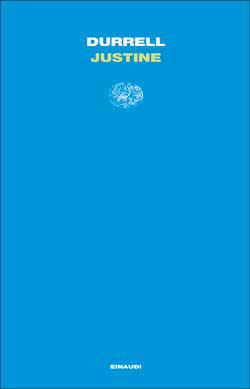Copertina del libro Justine di Lawrence Durrell