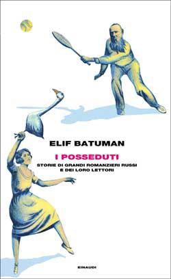 Copertina del libro I posseduti di Elif Batuman