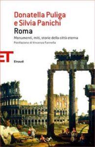 Copertina del libro Roma di Silvia Panichi, Donatella Puliga