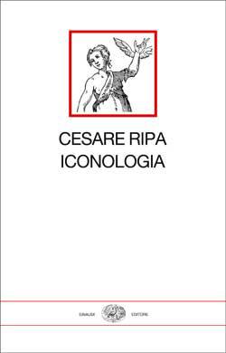Copertina del libro Iconologia di Cesare Ripa