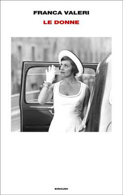 Copertina del libro Le donne di Franca Valeri