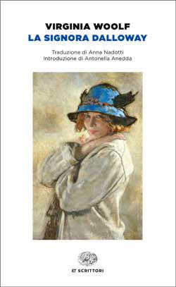 Copertina del libro La signora Dalloway di Virginia Woolf