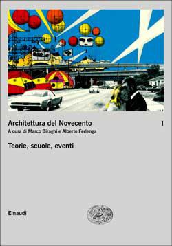 Copertina del libro Architettura del Novecento I di VV.