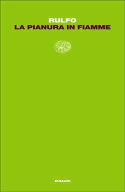 Copertina del libro La pianura in fiamme di Juan Rulfo