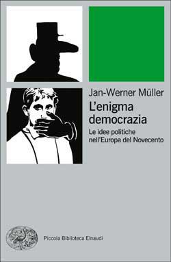 Copertina del libro L'enigma democrazia di Jan-Werner Müller