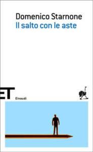 Copertina del libro Il salto con le aste di Domenico Starnone