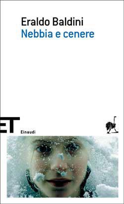 Copertina del libro Nebbia e cenere di Eraldo Baldini