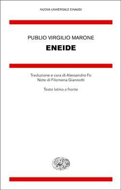 Copertina del libro Eneide di Publio Virgilio Marone