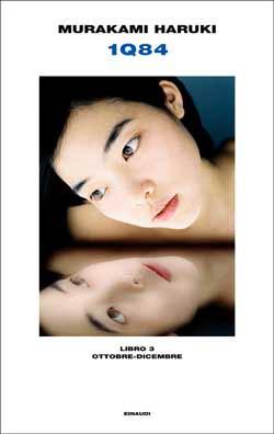 Copertina del libro 1Q84 – Libro 3 di Murakami Haruki