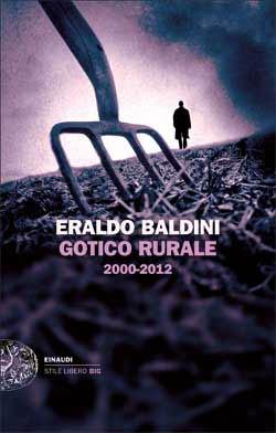 Copertina del libro Gotico rurale di Eraldo Baldini