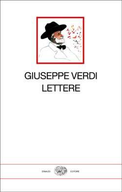 Copertina del libro Lettere di Giuseppe Verdi