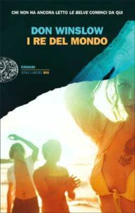 Copertina del libro I re del mondo di Don Winslow